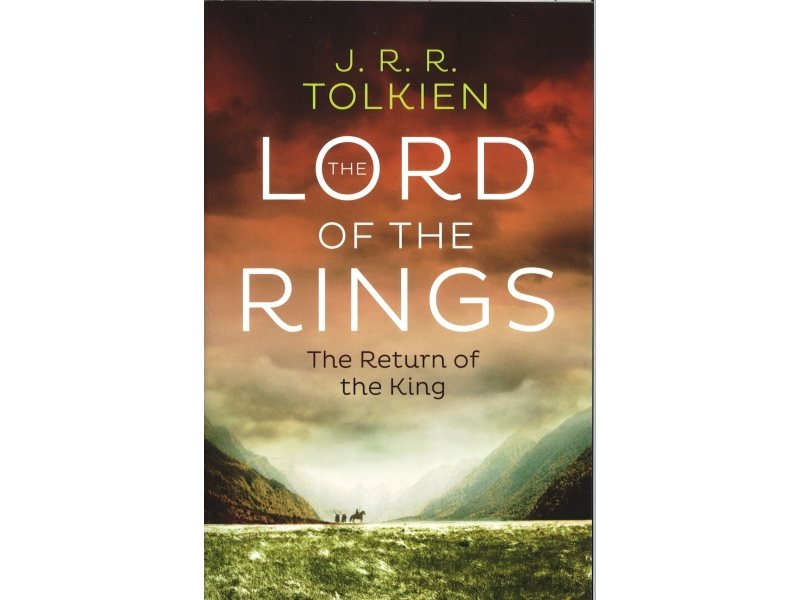 J.R.R Tolkien - Lord Of The Rings - The Return Of The King