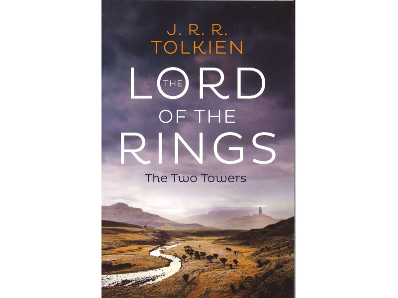 J.R.R Tolkien - Lord Of The Rings - The Two Towers