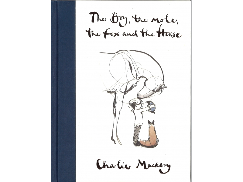 Charlie Mackey - The Boy, The Mole, The Fox And The Horse