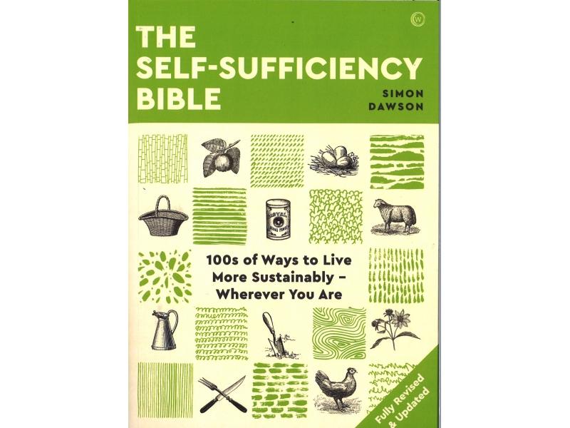 Simon Dawson - The Self-Sufficiency Bible