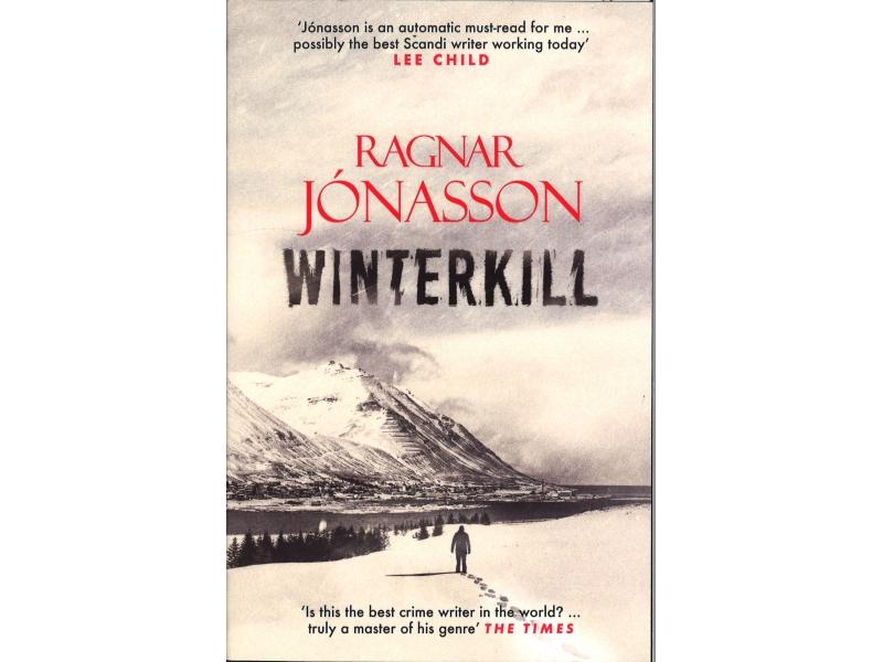 Ragnar Jonasson - Winterkill
