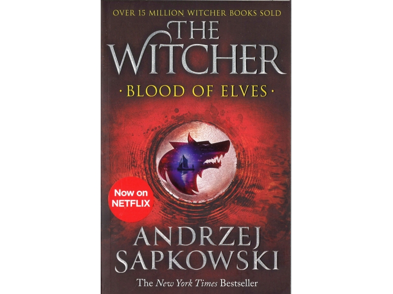 Andrzej Sapkowski - The Witcher - Blood Of Elves