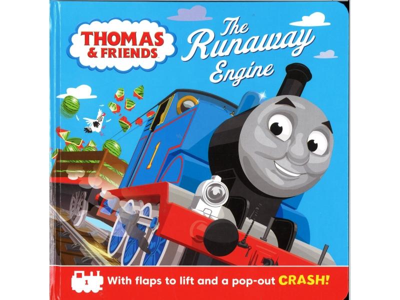 Thomas & Friends - The Runaway Engine