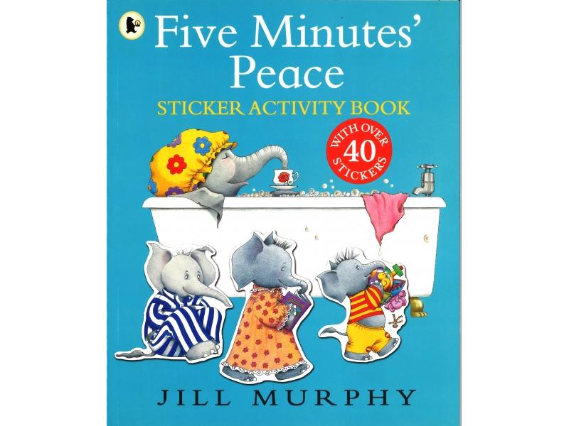 Jill Murphy - Five Minutes Peace