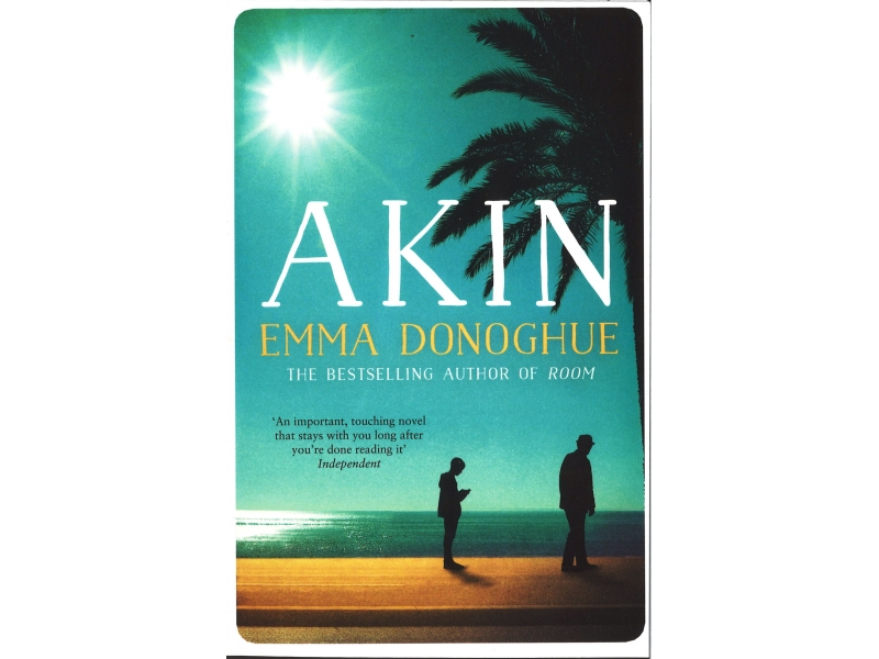 Emma Donoghue - Akin