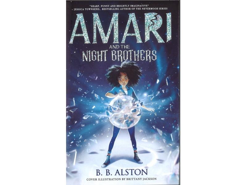 B.B. Alston - Amari And The Night Brothers