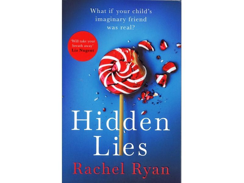 Rachel Ryan - Hidden Lies
