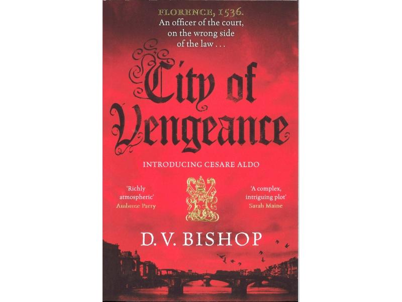 D.V. Bishop - City Of Vengeance