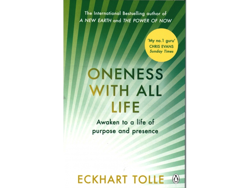 Eckhart Tolle - Oneness With All Life