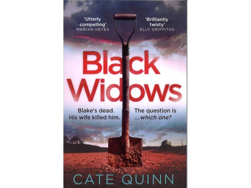 Cate Quinn - Black Widows