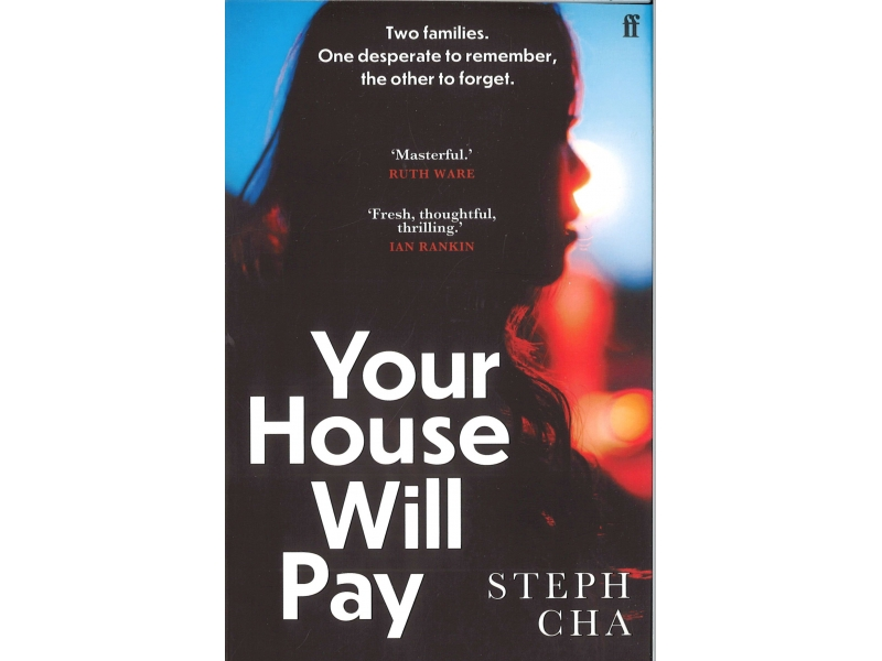 Stephen Cha - Your House Will Pay