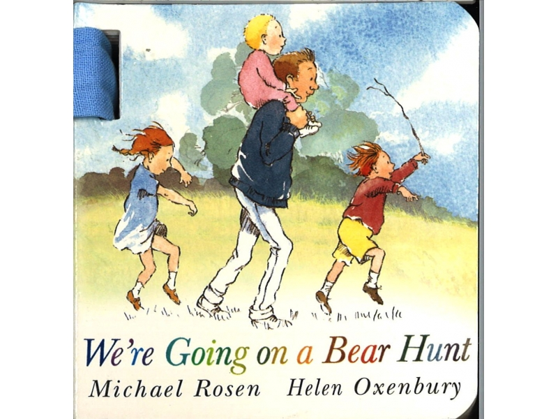 Michael Rosen & Helen Oxenbury - We're Going On A Bear Hunt