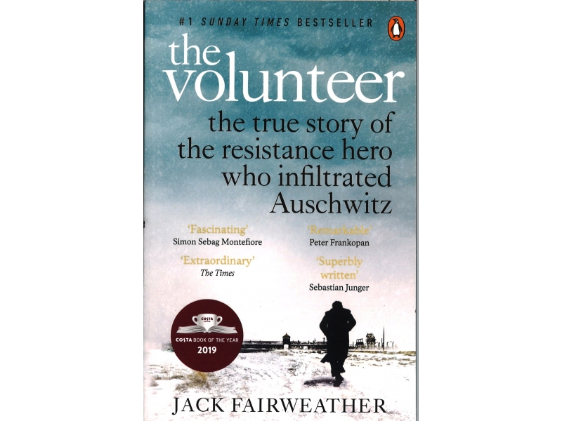 Jack Fairweather - The Volunteer