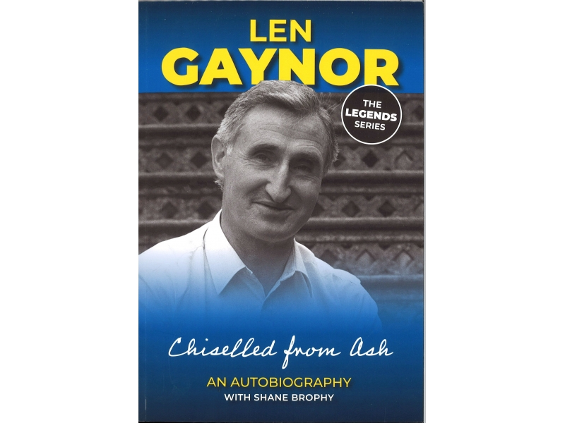 Ley Gaynor - Chiselled From Ash