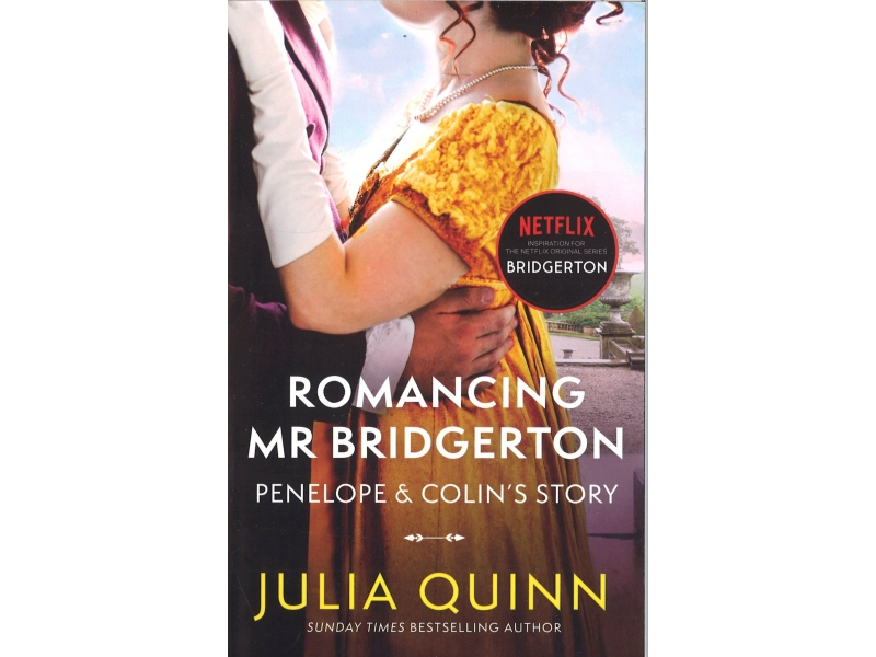 Julia Quinn - Romancing Mr. Bridgerton