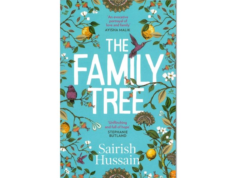 Sairish Hussain - The Family Tree