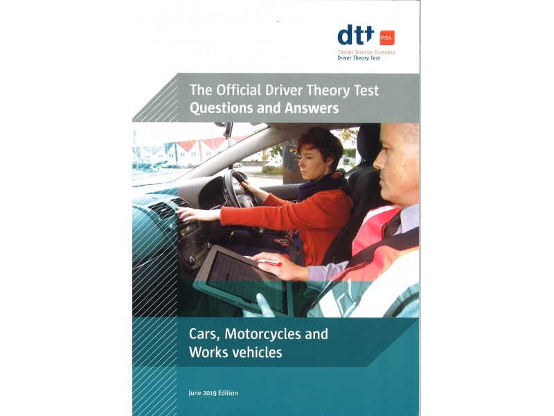 The Official Driver Theory Test Question And Answers - Cars, Motorcycles And Works Vehicles