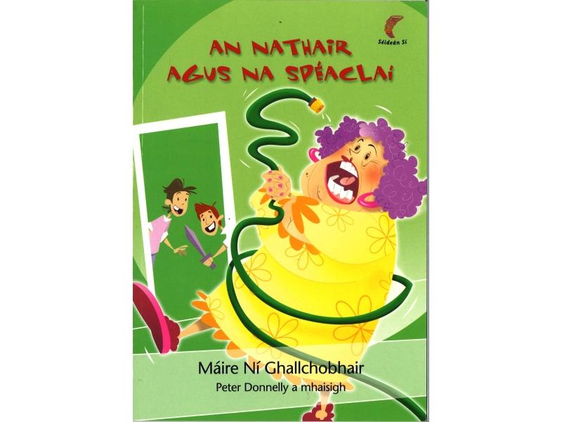 An Nathair Agus Na Speaclai - Maire Ni Ghallchobhair