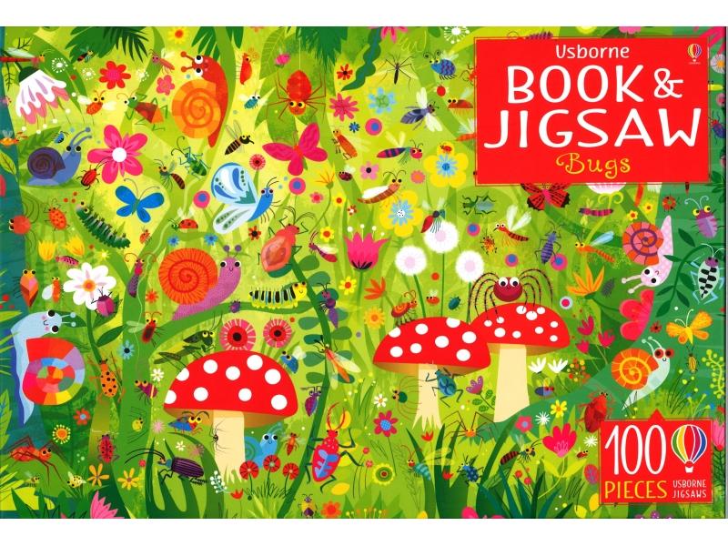 Bugs - 100 Piece Jigsaw