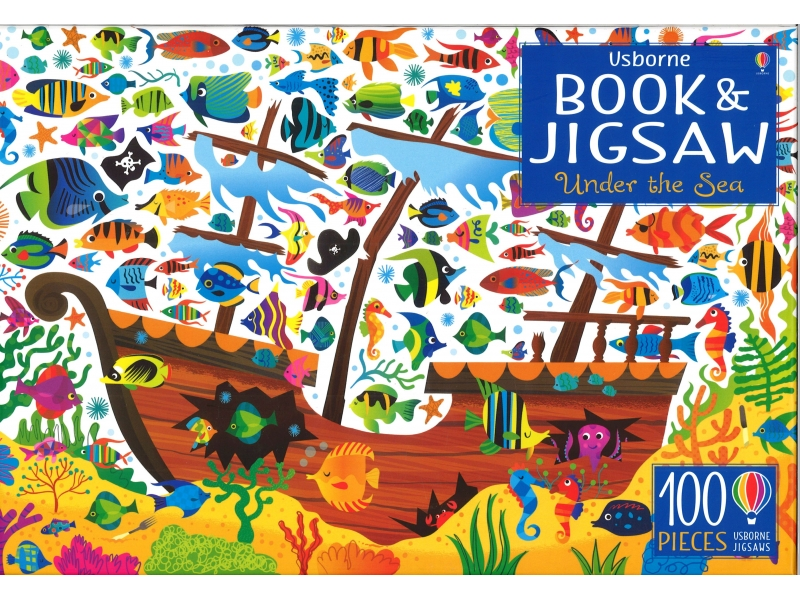 Under The Sea - 100 Piece Jigsaw