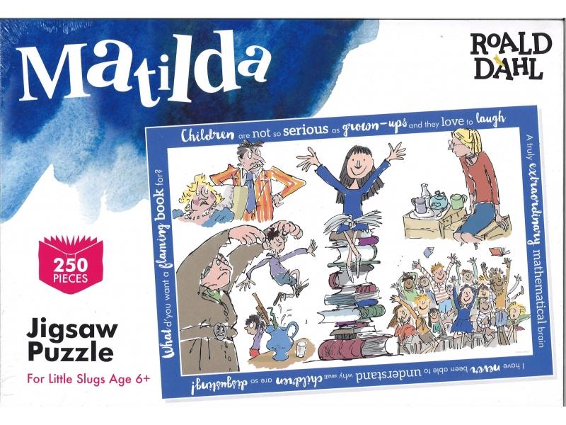 Roald Dahl - Matilda - 250 Piece Jigsaw