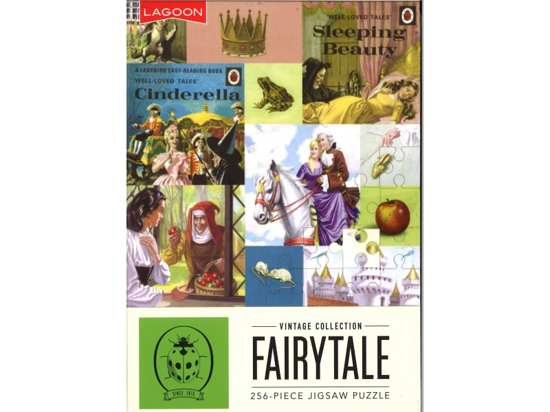 Fairytale - 256 Piece Jigsaw