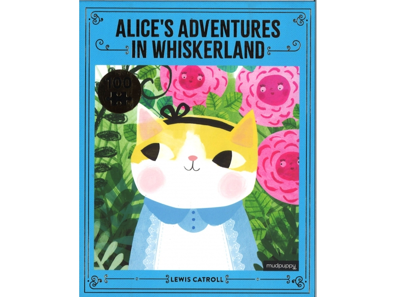 Alice's Adventures In Whiskerland - 100 Piece JIgsaw