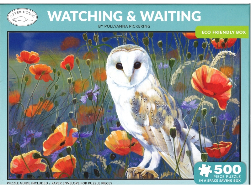 Watching & Waiting - 500 Piece Jigsaw