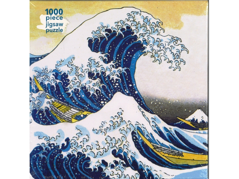 The Great Wave - 1000 Piece Jigsaw