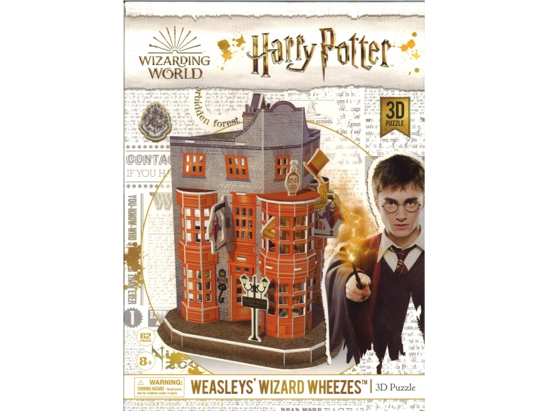 Harry Potter - Wizarding World - 62 Piece Jigsaw