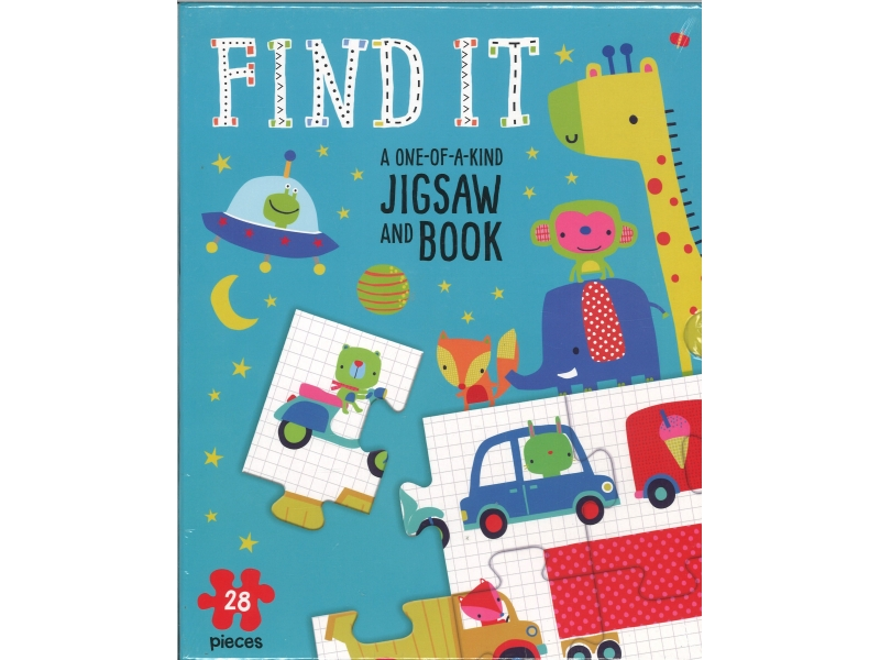 Find It - 28 Piece Jigsaw