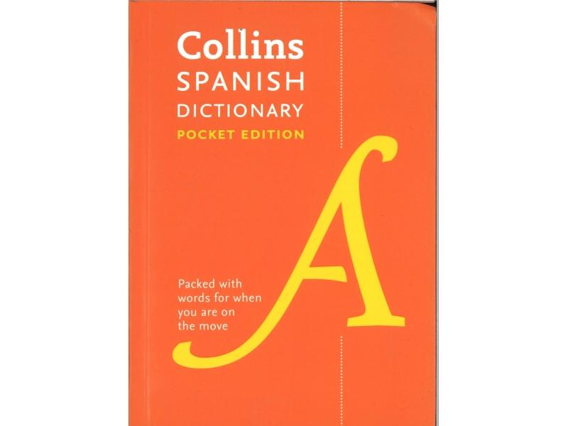 Collins Pocket Edition Spanish Dictionary