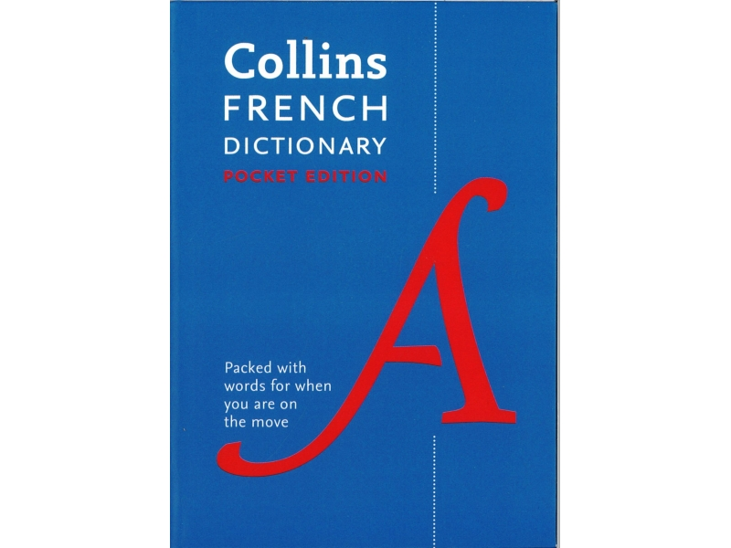 Collins Pocket Edition French Dictionary