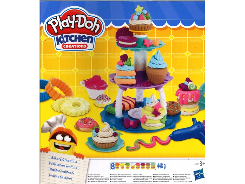 Play-Doh Bakery Creations