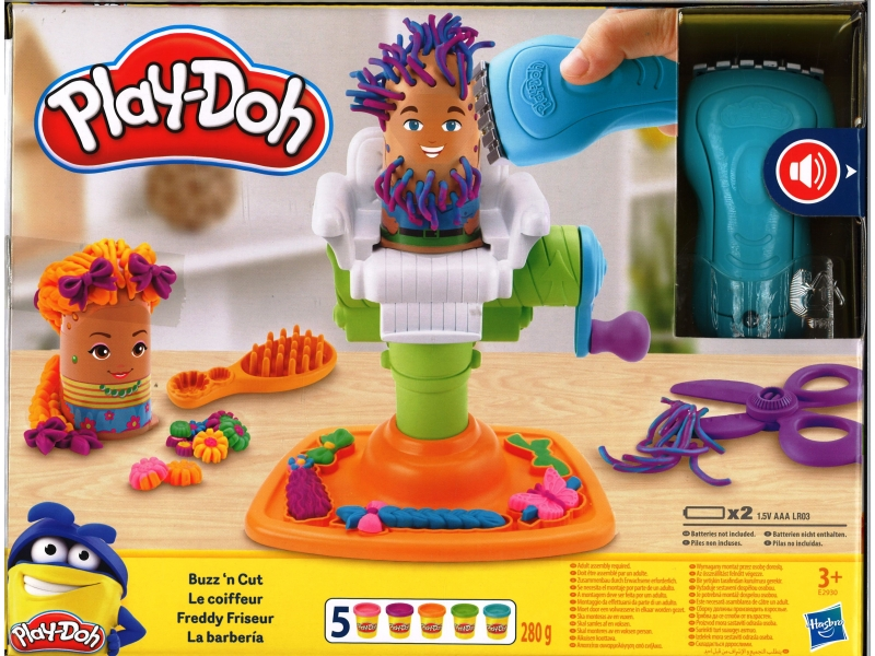 Play-Doh Buzz 'n Cut
