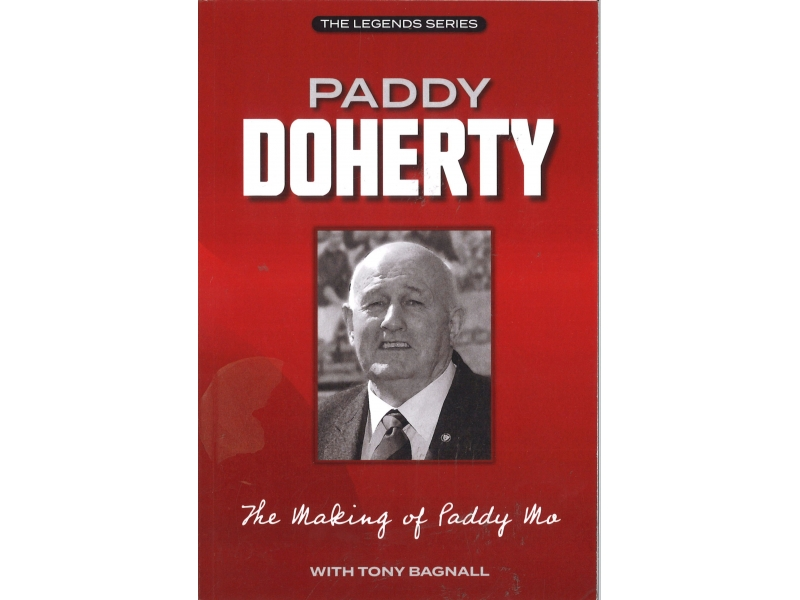 The Legends Series - Paddy Doherty