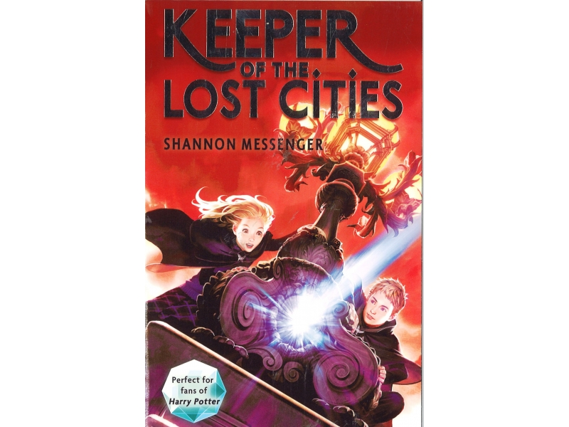 Shannon Messenger - Keeper Of The Lost Cities