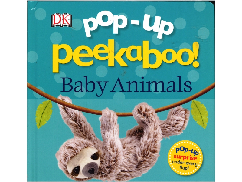 Pop-Up Peekaboo ! Baby Animals