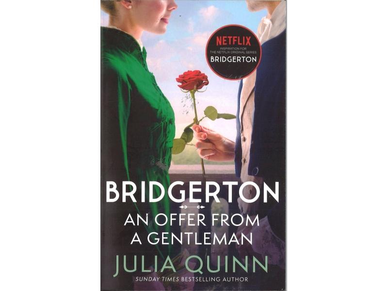 Julia Quinn - Bridgerton - An Offer From A Gentleman - Book 3