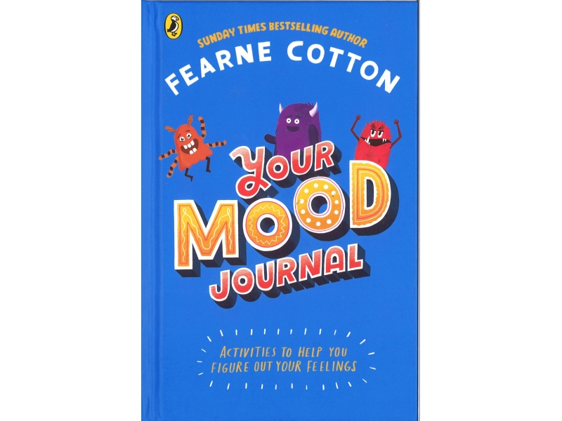 Fearne Cotton - Your Mood Journal - Hardback