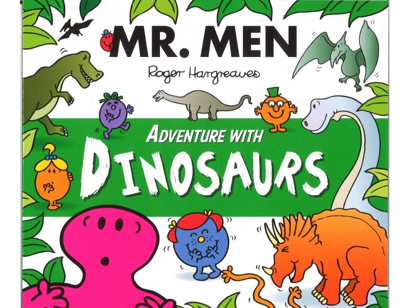 MR. Men - Adventure With Dinosaurs