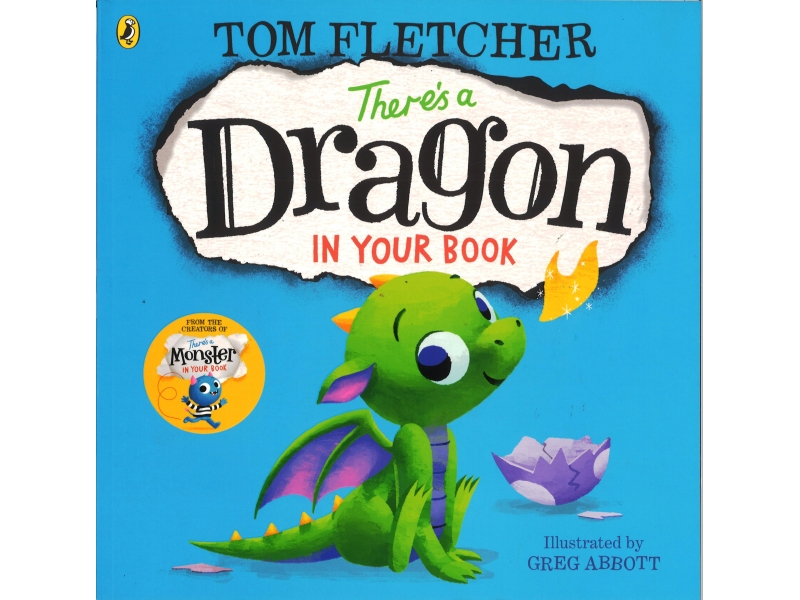 Tom Fletcher - There's A Dragon In Your Book
