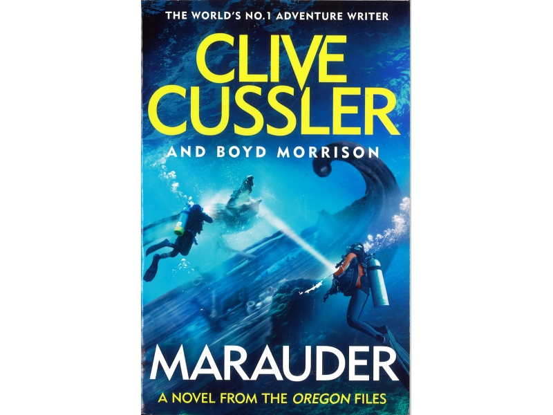 Clive Cussler - Marauder