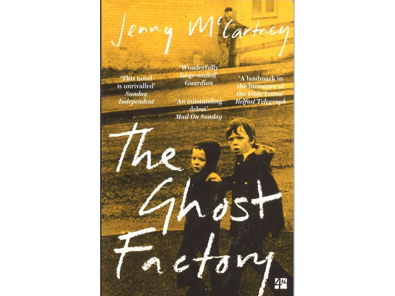 Jenny McCarthy - The Ghost Factory