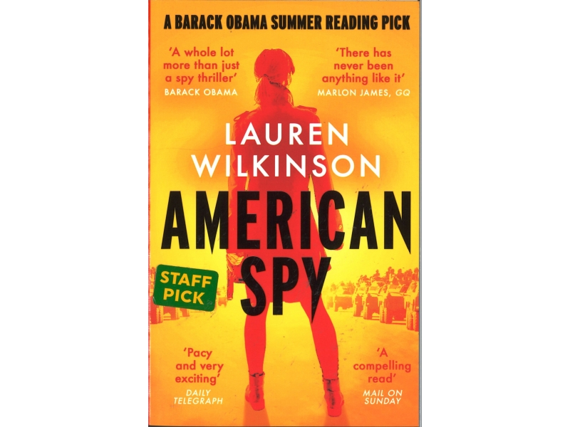 Laura Wilkinson - American Spy