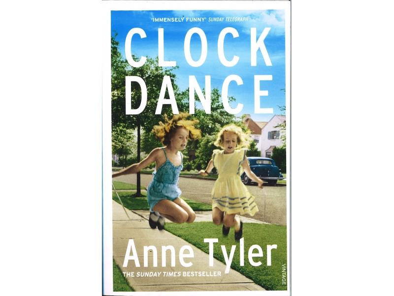Anne Tyler - Clock Dance