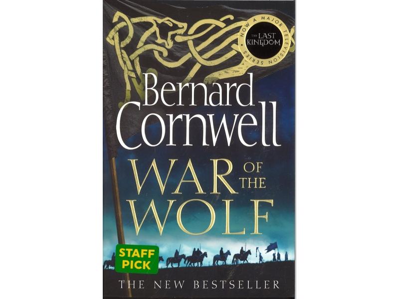 Bernard Cornwell - War Of The Wolf