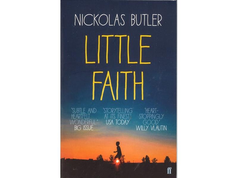 Nickolas Butler - Little Faith