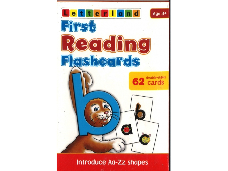 Letterland - First Reading Flashcards