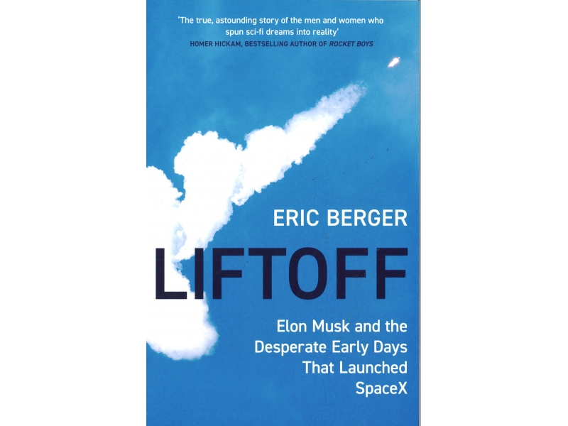 Eric Berger - Liftoff